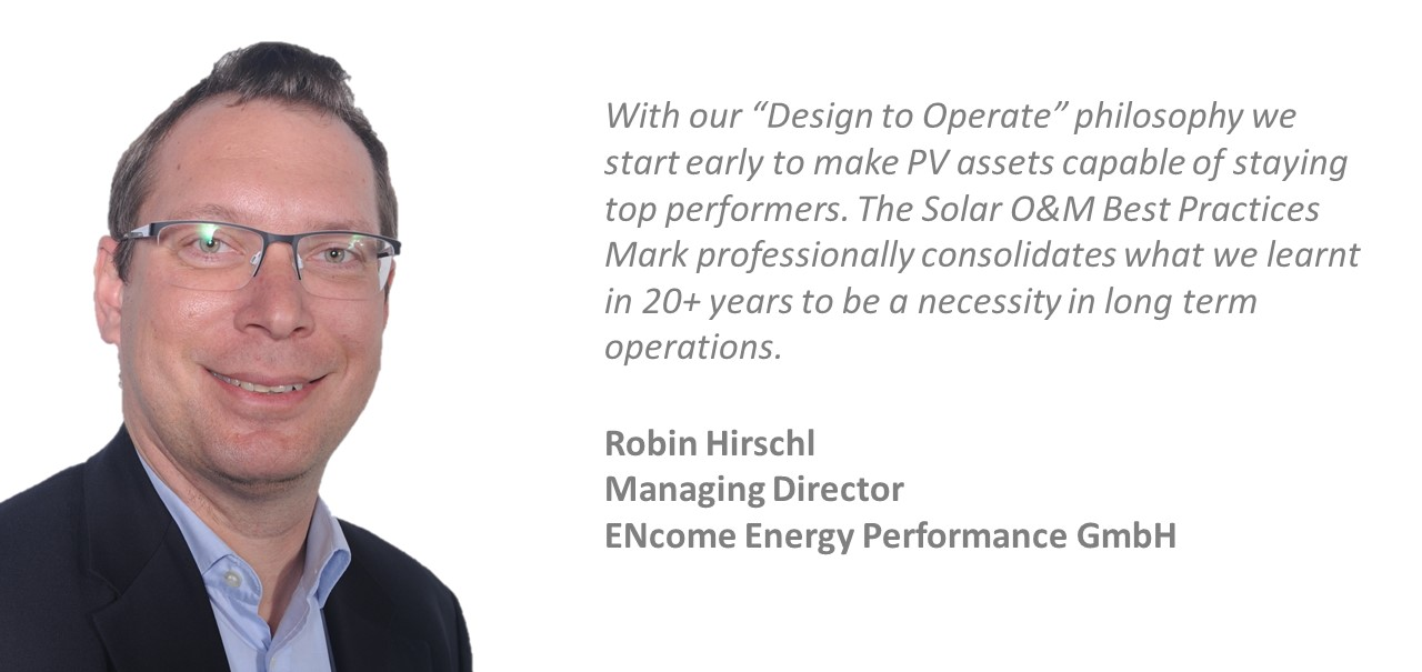 Robin Hirschl, ENcome Energy Performance GmbH