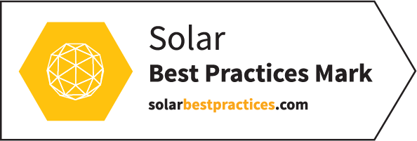 Solar O&M Best Practices Mark